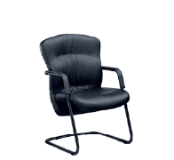 Bodyline Ruched Visitor Chair Image