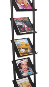 Standing Brochure Holder Image